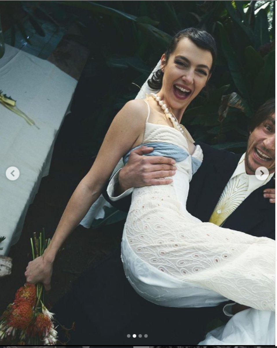 Ahmet Rıfat Şungar, evlendi #1