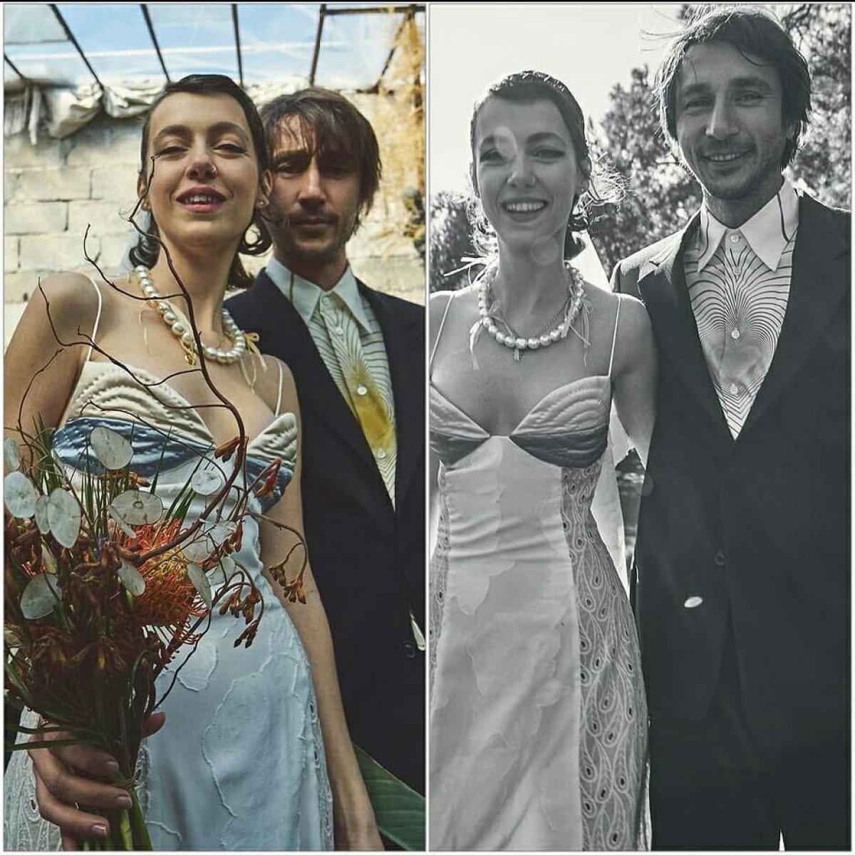 Ahmet Rıfat Şungar, evlendi #2