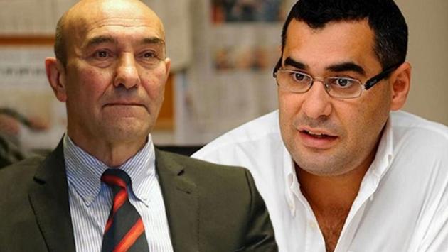 Tunç Soyer 238 bin liralık Enver Aysever ihalesini iptal etti