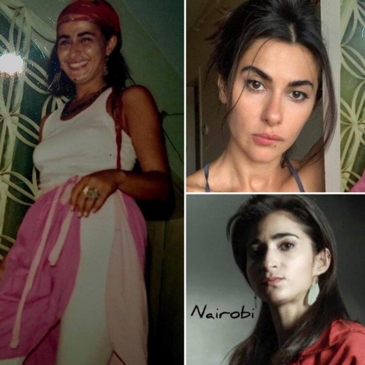 Yıldız Tilbe nin gençliğini Nesrin Cavadzade ye benzettiler #2