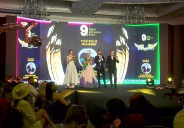 Dijital Dünyanın Enleri ödülleri