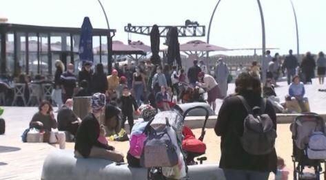 İsrail'de yeniden salgın alarmı