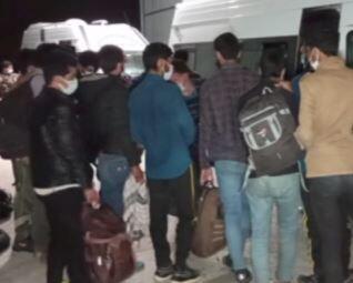 Kaçakçıların nakliyeci tezgahı