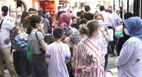 İstanbul'dan tatil göçü başladı
